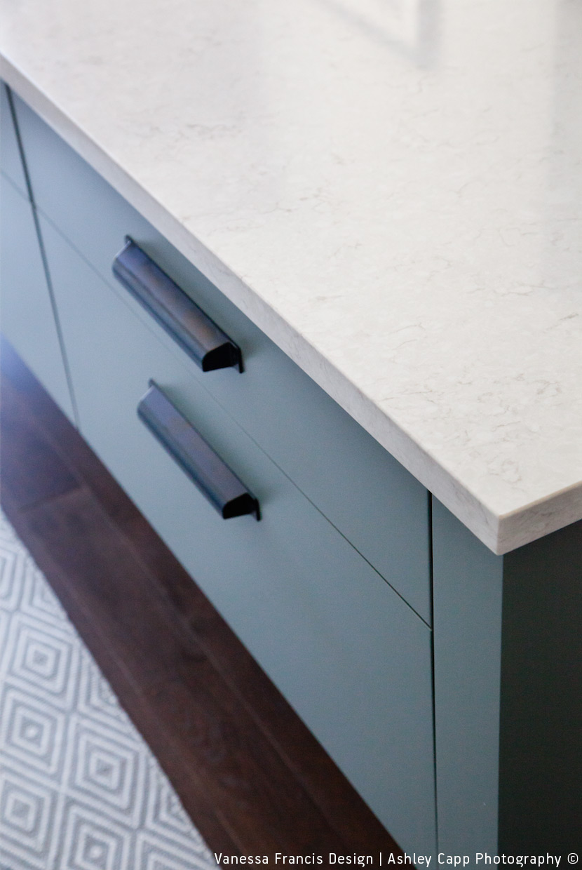 Silestone Snowy Ibiza Vanessa Francis Design Ashley